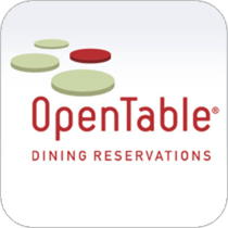 Mobile App OpenTable Integration