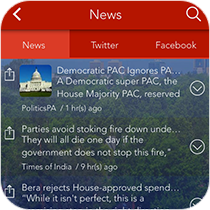 News Feed Feature
